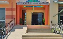 Foto Aparthotel Pelopas Resort in Tigaki ( Kos)